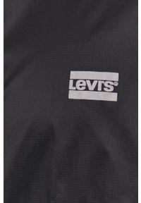 Czarna kurtka Levi's® na spotkanie biznesowe, casualowa