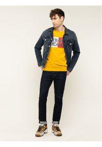 Żółta bluza Tommy Jeans