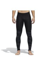 Legginsy sportowe Adidas ClimaLite (Adidas), na fitness i siłownię