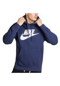 Nike Sportswear Club > BV2973-410. Materiał: bawełna, poliester. Wzór: aplikacja. Styl: klasyczny