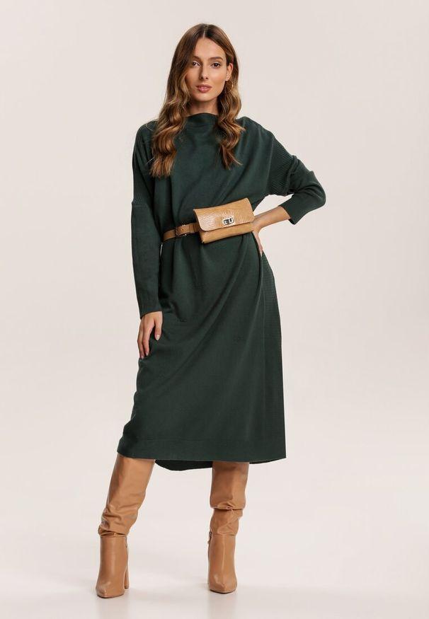 Zielona sukienka Renee