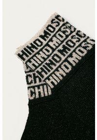 MOSCHINO - Moschino - Rękawiczki. Kolor: czarny