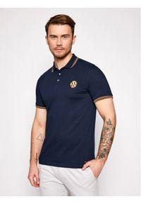 Niebieska koszulka polo Roy Robson polo