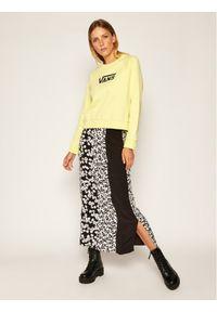 Żółta piżama Vans