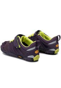 Fioletowe buty do fitnessu Vibram Fivefingers na co dzień, Vibram FiveFingers, z cholewką