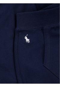Niebieska sukienka Polo Ralph Lauren polo, casualowa