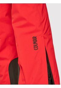 Colmar Spodnie narciarskie Sapporo 1423 1VC Czerwony Regular Fit. Kolor: czerwony. Sport: narciarstwo