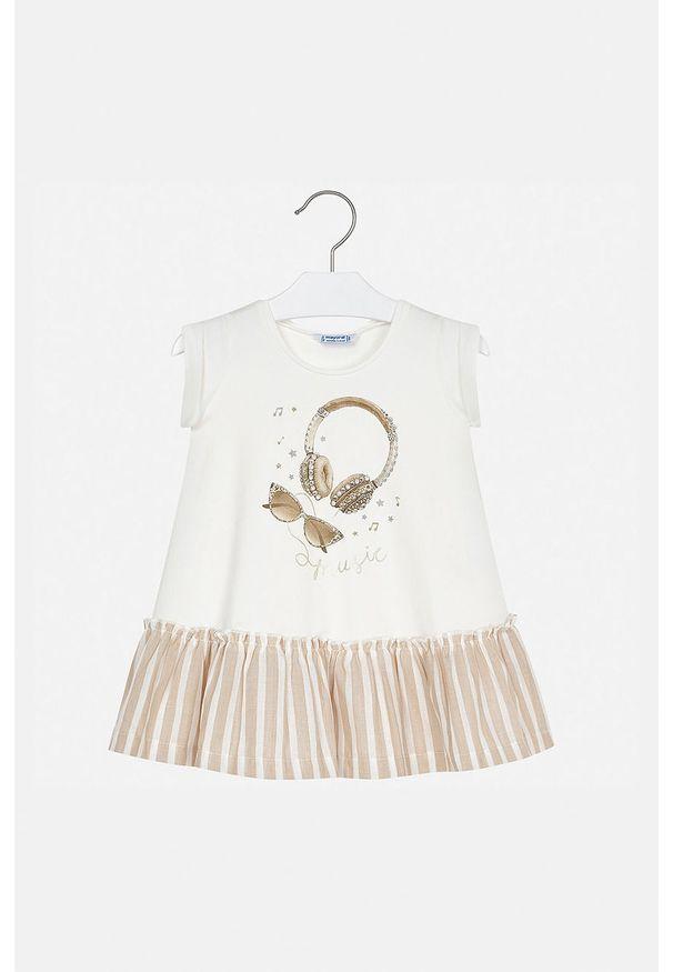 Sukienka Mayoral mini, rozkloszowana