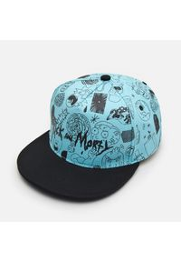 Turkusowa czapka Cropp