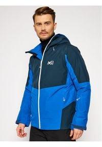 Millet Kurtka narciarska Niseko MIV8759 Niebieski Regular Fit. Kolor: niebieski. Sport: narciarstwo