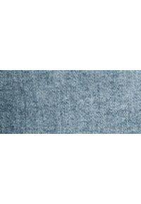 TOP SECRET - Szorty jeansowe męskie. Kolor: niebieski. Materiał: jeans. Sezon: lato. Styl: wakacyjny