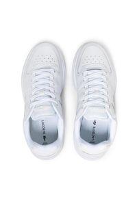 Lacoste Sneakersy Game Advance 0721 4 Sma 7-41SMA008721G Biały. Kolor: biały