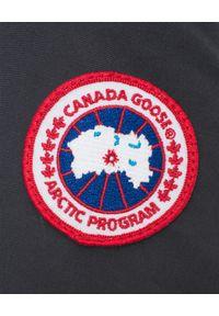 CANADA GOOSE - Parka Rossclair. Kolor: szary. Materiał: futro. Długość: długie. Styl: klasyczny