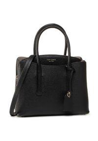 Czarna torebka klasyczna Kate Spade klasyczna