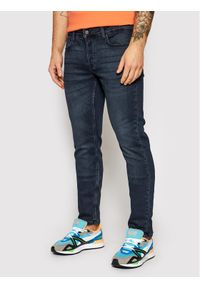 Only & Sons - ONLY & SONS Jeansy Loo 22013631 Granatowy Slim Fit. Kolor: niebieski