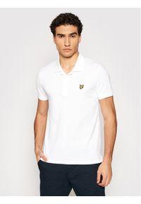 Biała koszulka polo polo