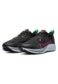 Buty męskie do biegania Nike Air Zoom Pegasus 37 Shield CQ7935. Zapięcie: pasek. Materiał: włókno, guma. Szerokość cholewki: normalna. Sezon: zima. Model: Nike Zoom. Sport: bieganie, koszykówka
