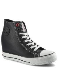 Cross Jeans - Sneakersy CROSS JEANS II2R4025C Czarny. Kolor: czarny