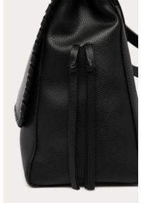 Czarna torba podróżna Liu Jo casualowa
