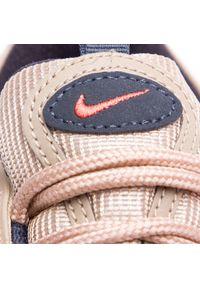 Złote półbuty Nike vintage, z cholewką