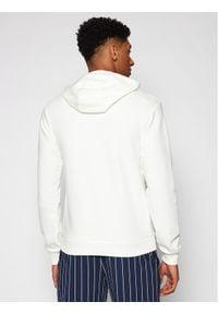 Fila Bluza Edison 688163 Biały Regular Fit. Kolor: biały