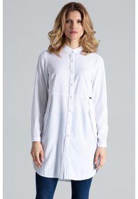 Biała koszula Figl