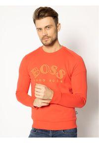 Czerwona bluza BOSS