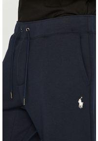 Polo Ralph Lauren - Spodnie. Kolor: niebieski