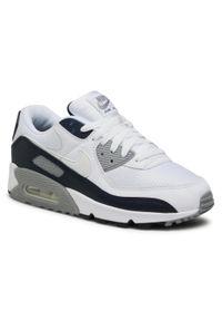 Białe buty sportowe Nike Nike Air Max 90