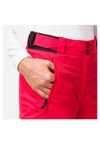 Spodnie damskie narciarskie Rossignol Ski RLIWP05. Materiał: nylon, materiał, tkanina, syntetyk, włókno, poliester. Technologia: Thinsulate. Sport: narciarstwo