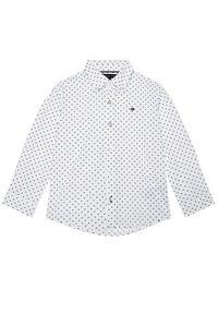 Biała koszula TOMMY HILFIGER