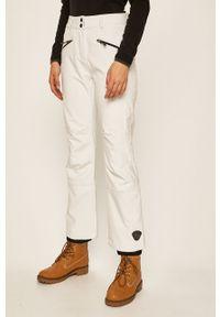 Białe spodnie sportowe Killtec