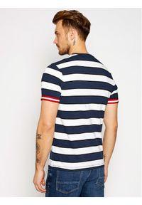 T-shirt Tommy Jeans w kolorowe wzory