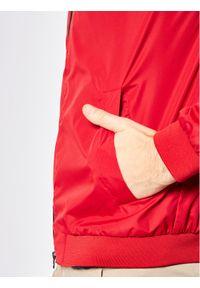 Czerwona kurtka bomberka Geox #8