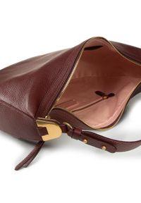 Czerwona torebka klasyczna Coccinelle klasyczna