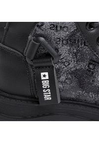 Big-Star - Kozaki BIG STAR - GG374113 Black. Kolor: czarny. Materiał: syntetyk, skóra ekologiczna, futro