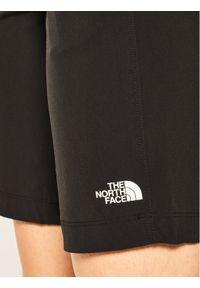 Czarne spodenki sportowe The North Face