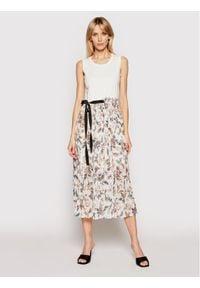 Liu Jo Sukienka letnia WA1584 T5975 Kolorowy Regular Fit. Wzór: kolorowy. Sezon: lato