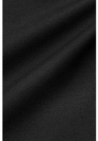IVY & OAK - Kombinezon. Okazja: na co dzień. Kolor: czarny. Materiał: wiskoza, materiał. Styl: casual