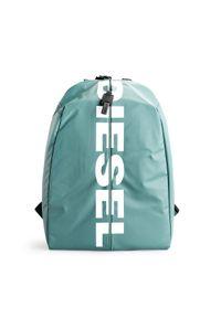"Diesel Plecak ""F-Bold Back"". Materiał: syntetyk, materiał. Wzór: nadruk"