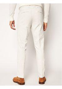 Beżowe spodnie Oscar Jacobson