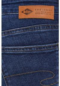 Niebieskie jeansy Lee Cooper gładkie