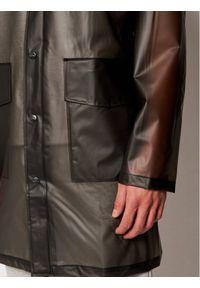 Rains Kurtka przeciwdeszczowa Unisex 1269 Czarny Regular Fit. Kolor: czarny