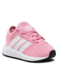 Adidas - adidas Buty Swift Run X I FY2183 Różowy. Kolor: różowy. Sport: bieganie