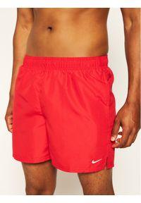 Czerwone szorty Nike