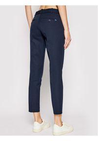 Polo Ralph Lauren Spodnie materiałowe Str 211752934002 Granatowy Slim Fit. Kolor: niebieski. Materiał: materiał