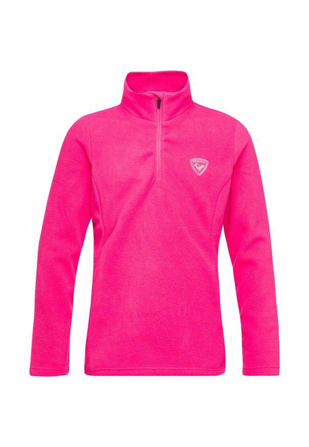 Różowa bluza Rossignol