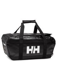 Czarna torba sportowa Helly Hansen