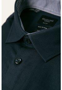 Selected - Koszula 16058640. Typ kołnierza: kołnierzyk klasyczny. Kolor: niebieski. Styl: klasyczny