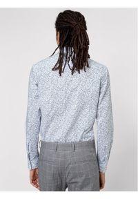 Hugo Koszula Erondo 50450025 Biały Extra Slim Fit. Kolor: biały